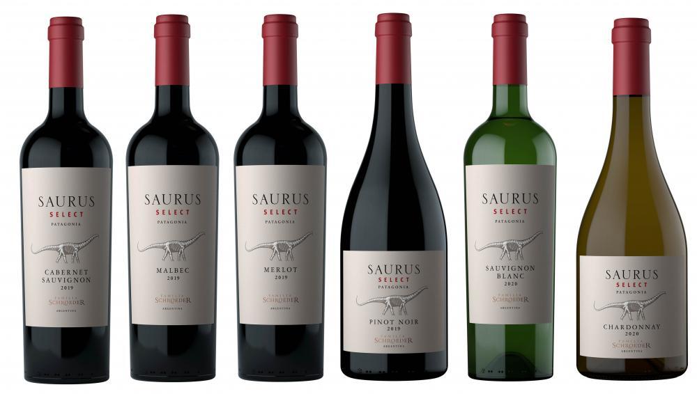 Saurus Select Pinot Noir 2019