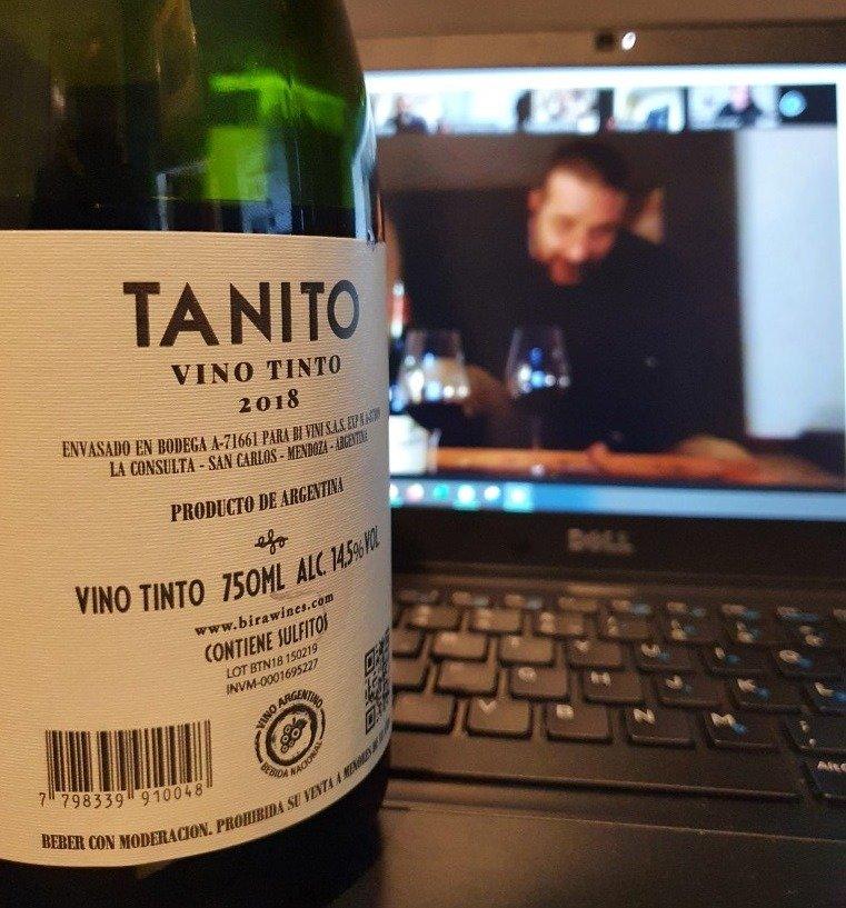 Tanito Uvaggio 2018 de Bira Wines