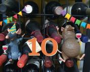 10 Años Logia Petit Verdot