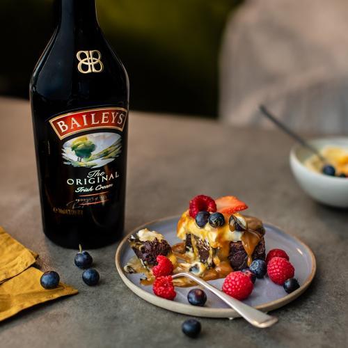 Recetas para tentarse en el Día del Chocolate con Baileys