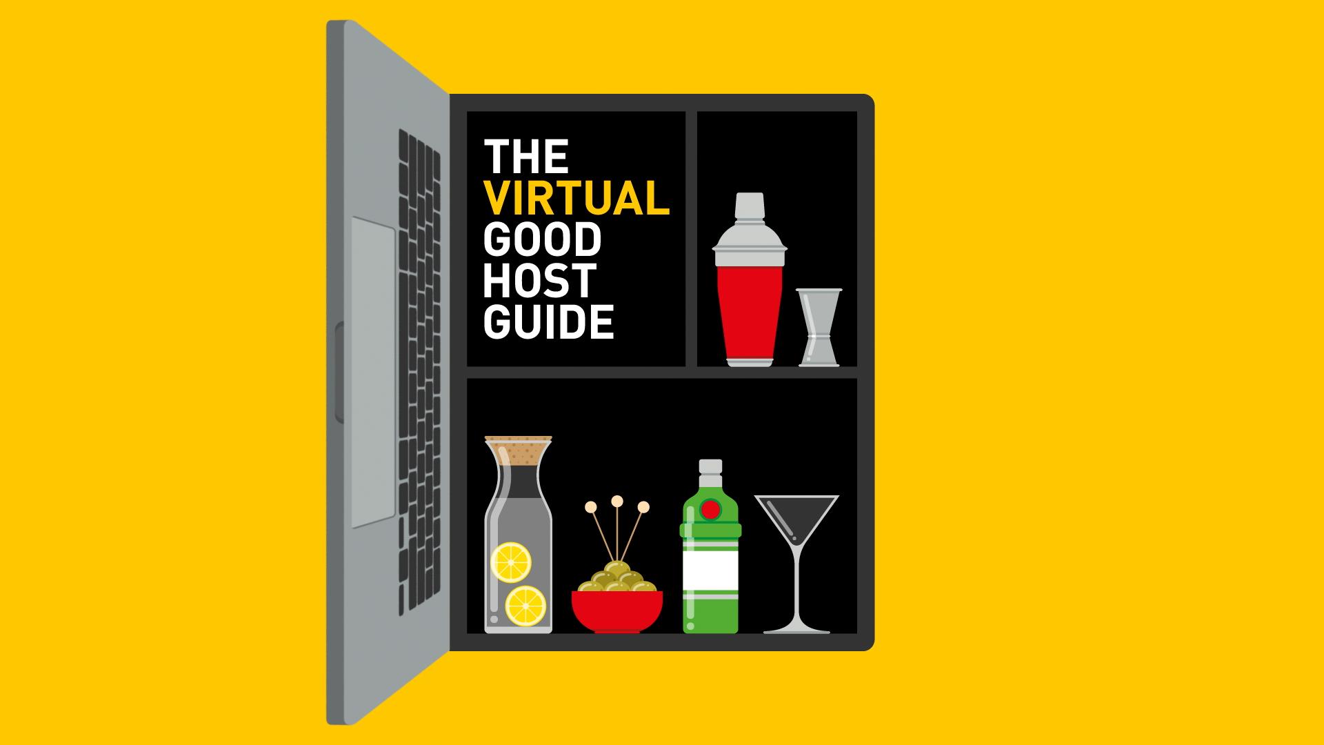 Diageo Guía del Buen Anfitrión Virtual