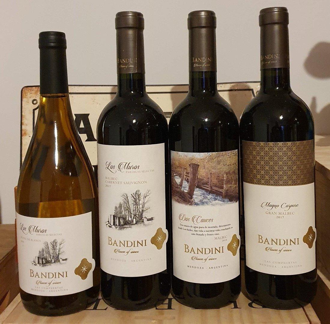 Finca Bandini un nuevo proyecto vitivinícola en Las Compuertas