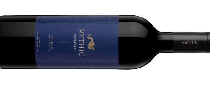 Mythic Vineyard Cabernet Sauvignon 2018