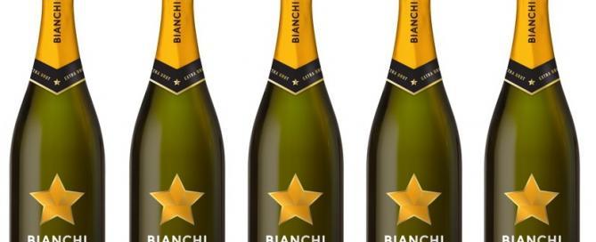 Bianchi Estrella Extra Brut presenta nueva imagen