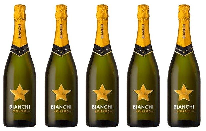 Bianchi Estrella Extra Brut presenta nueva imagen 1