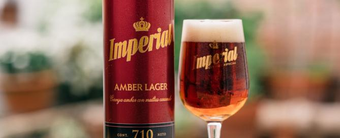 Imperial Amber Lager - Lata 710 cc
