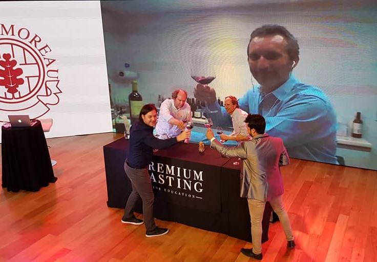 Mar y Montaña - Virtual Experience de Premium Tasting
