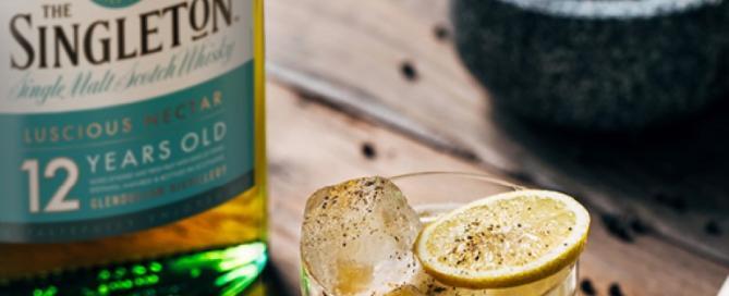 The Singleton of Dufftown, el nuevo Whisky preferido en cócteles