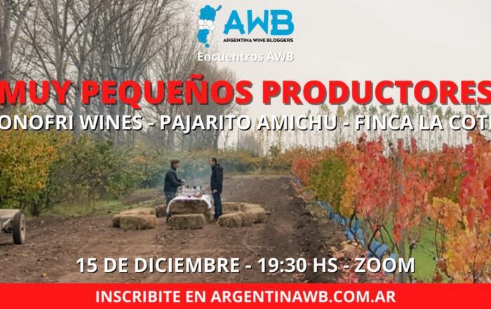 EncuentrosAWB - Muy Pequeños Productores