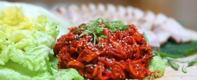 Festival Hansik 2021 de Gastronomía Coreana