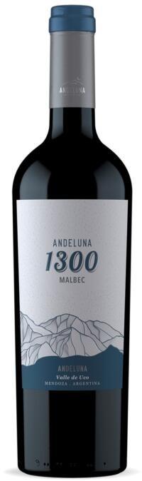 Andeluna 1300 Malbec de Montaña 2019