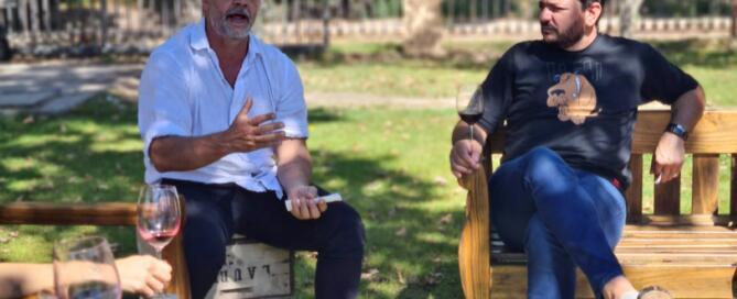 El reconocido chef Christian Petersen es el nuevo Embajador de Marca de Olivícola Laur y Acetaia Millán