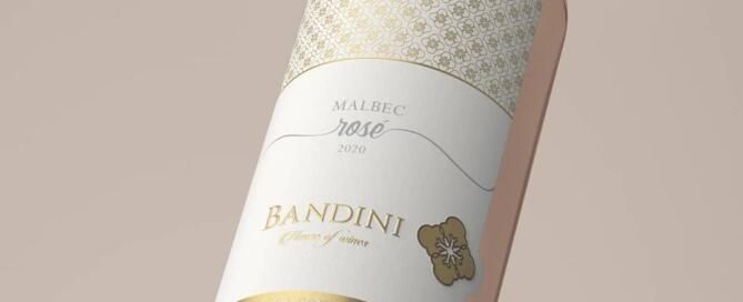 Finca Bandini House of Wines - Malbec Rose 2020