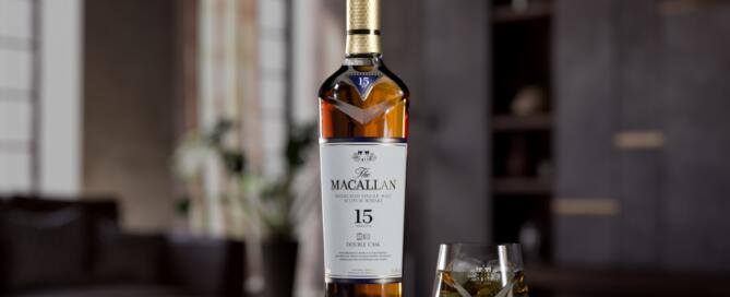 The Macallan Edition N°6 y The Macallan Double Cask 15 Years Old