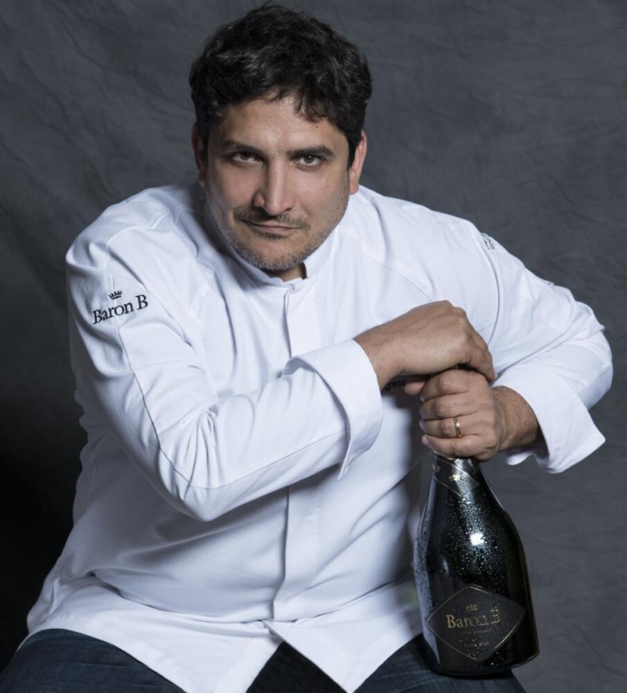 Mauro Colagreco Jurado Prix de Baron B Édition Cuisine