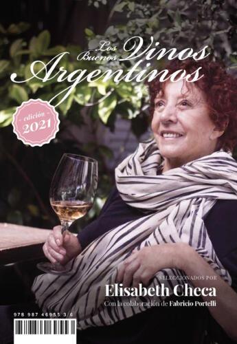 Los Buenos Vinos Argentinos que le gustan a Elisabeth Checa (2)