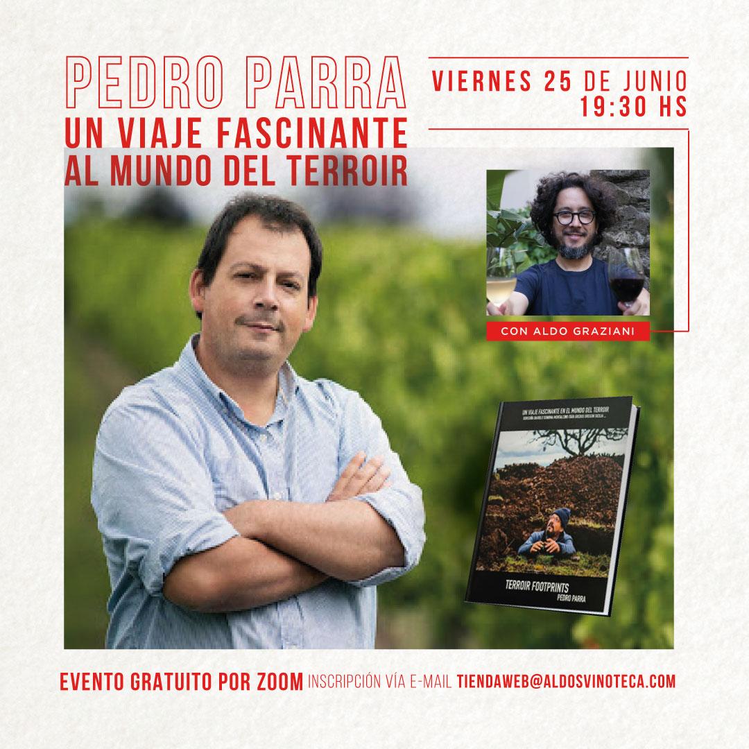 MasterClass Pedro Parra