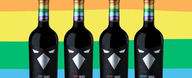 Wine Is Love - Mad Bird
