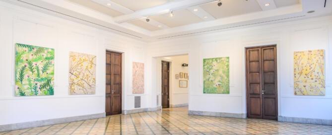 Bodega los Toneles, presenta la obra de Patricia Suarez Roggerone (2)