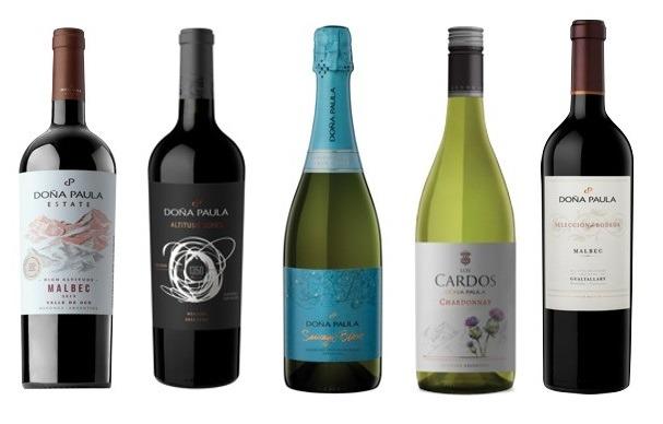 Doña Paula presenta 5 vinos aptos para veganos