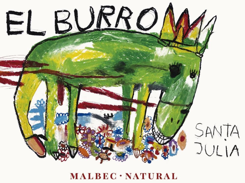 El Burro 2021 - Malbec Natural