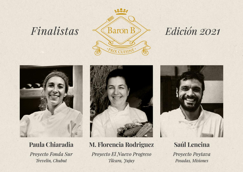 Prix de Baron B - Édition Cuisine