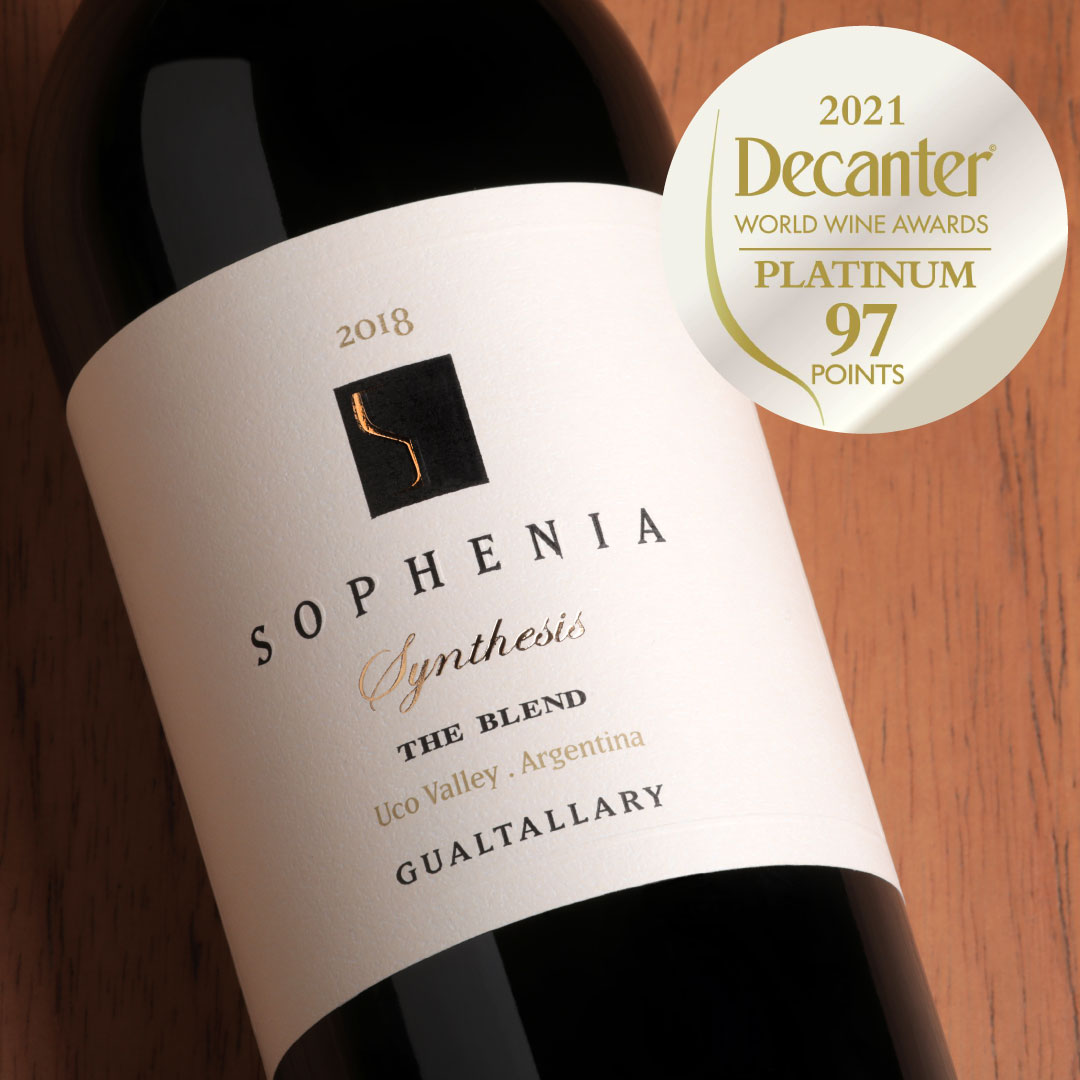Sophenia Synthesis The Blend 2018