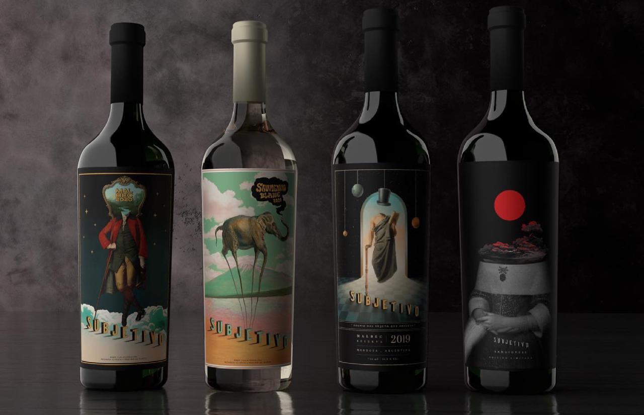 Subjetivo Wines amplía sus líneas y presenta nuevas etiquetas (1)