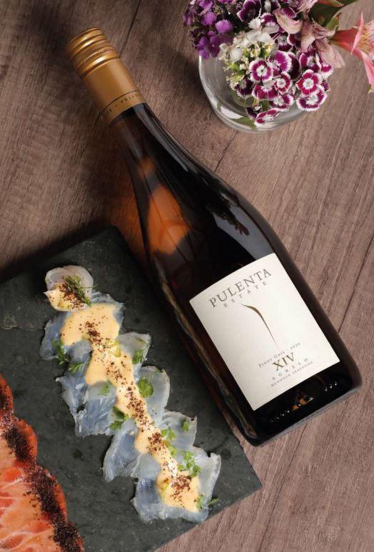 La nueva botella Eco para la línea Pulenta Estate