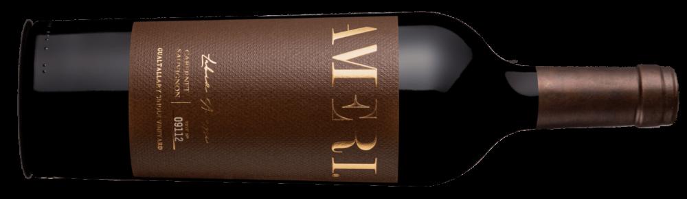 Ameri Single Vineyard Red Blend 2019 y sus Componentes (1)