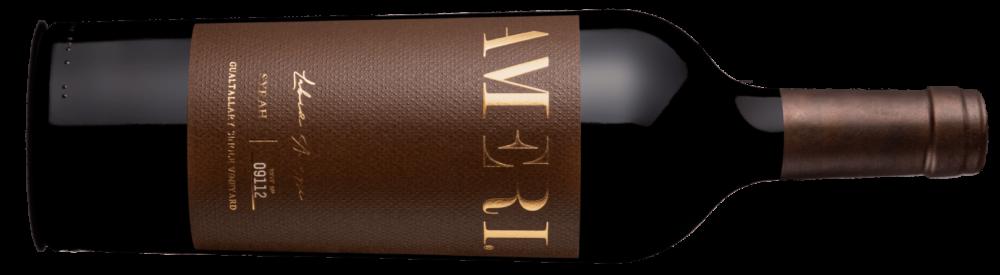 Ameri Single Vineyard Red Blend 2019 y sus Componentes (5)