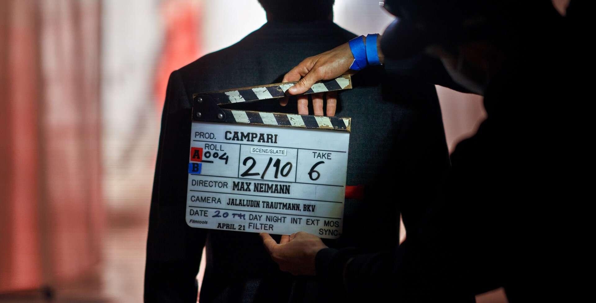 Campari crea el 1º Cortometraje con inteligencia artificial basado en Fellini (2)
