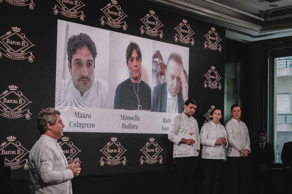 María Florencia Rodríguez de Tilcara es la ganadora de la 3era edición del Prix de Baron B - Édition Cuisine