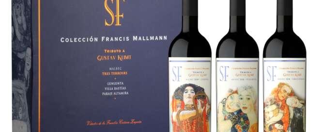 Saint Felicien Tributo a Gustav Klimt - Colección Francis Mallmann