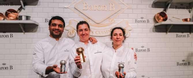 El Prix de Baron B - Édition Cuisine 2021