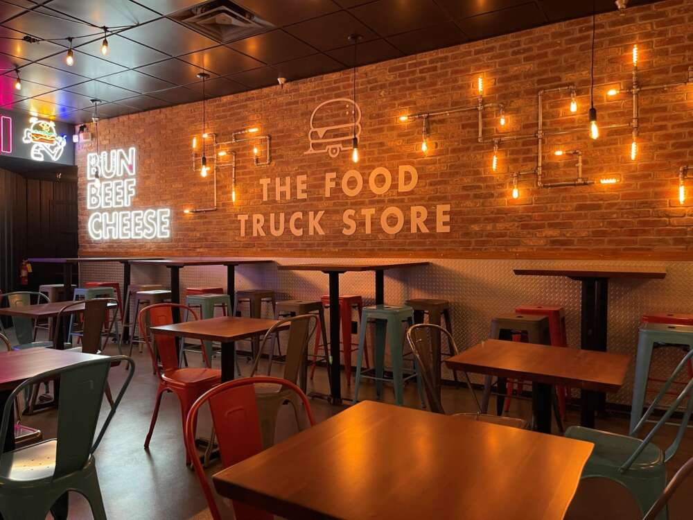 TFTS, The Food Truck Store, llega a Miami 2