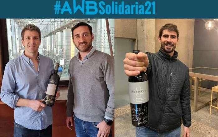 AWBSolidaria - Terrazas de los Andes y Viña Cobos
