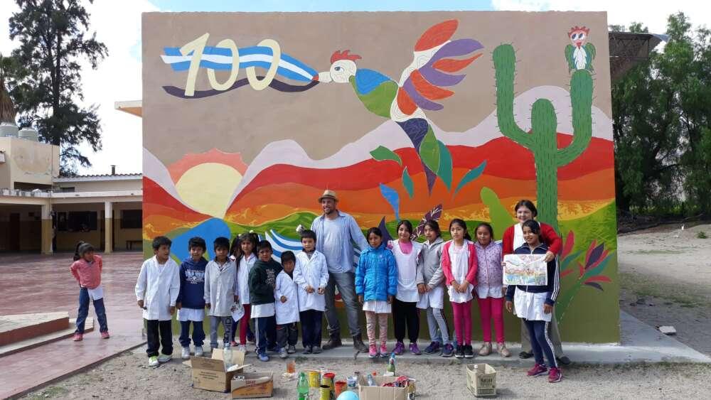 #AWBSolidaria - Ayudá y ganá! - Escuela Loro Huasi