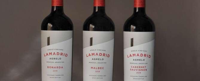 Lamadrid Estate Wines renueva la imagen de su línea clásica