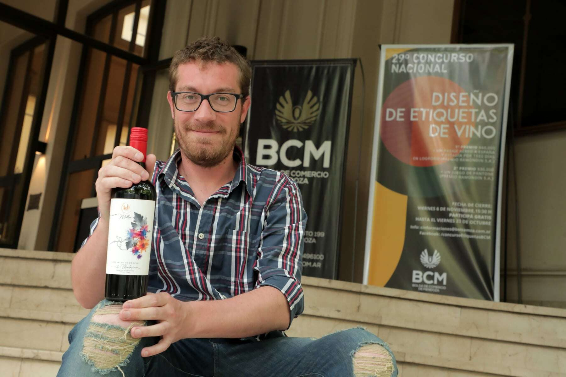 Nueva edición del Concurso Nacional de Etiquetas de Vino
